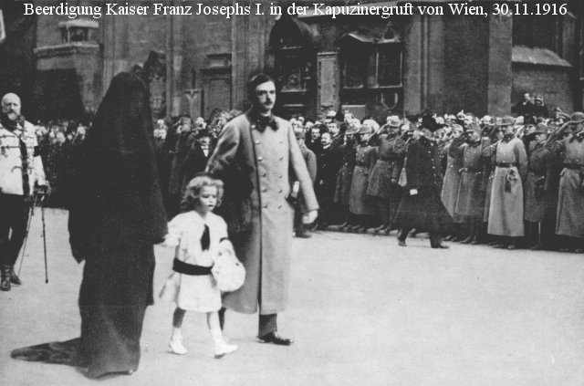 Funeral of Franz Josef